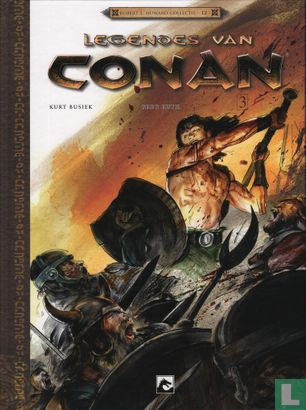 Legendes van Conan - Geboren op het slagveld 3 - Image 1
