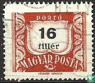 Hungary - Port Seal