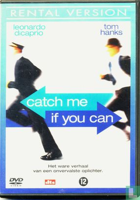 DVD - Catch Me If You Can