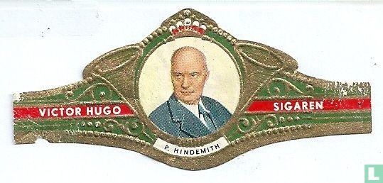 Victor Hugo - P. Hindemith