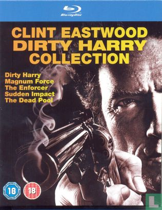 Blu-ray - Dirty Harry Collection