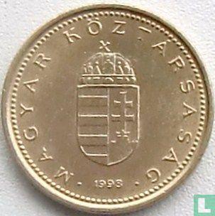Hongarije (Magyar Köztársaság) - Hongarije 1 forint 1998