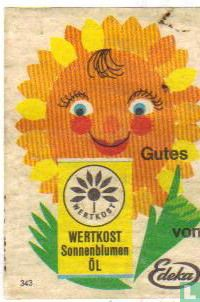 Wertkost Sonnenblumen Öl