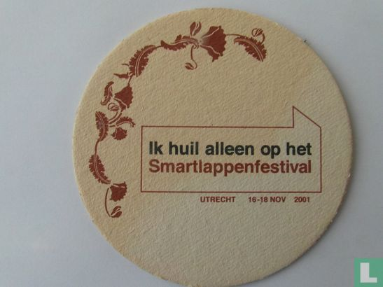 Nederland - Ik huil alleen op het Smartlappenfestival