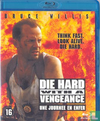 Blu-ray - Die Hard with a Vengeance