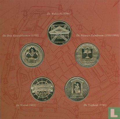Schiedam - De 5 grootste molens ter wereld. - Afbeelding 1