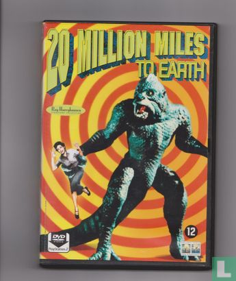 DVD - 20 Million Miles to Earth