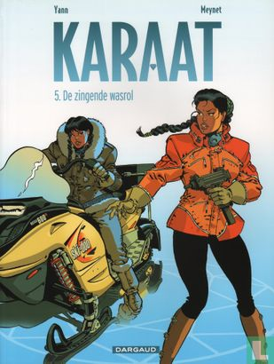 Karaat - De zingende wasrol