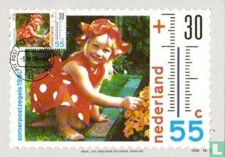 Netherlands [NLD] - Summer Stamps