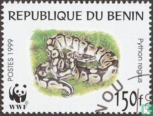 Benin [BEN] - WWF - Pythons
