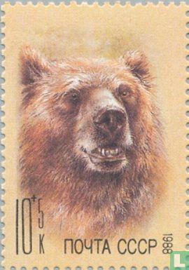 Sovjet-Unie - Hulpfonds dierentuinen