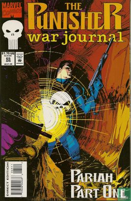 Punisher, The - The Punisher War Journal 65