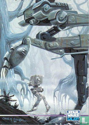 Star Wars: Galaxy series 3 - Alternate visions: Clark Schaffer