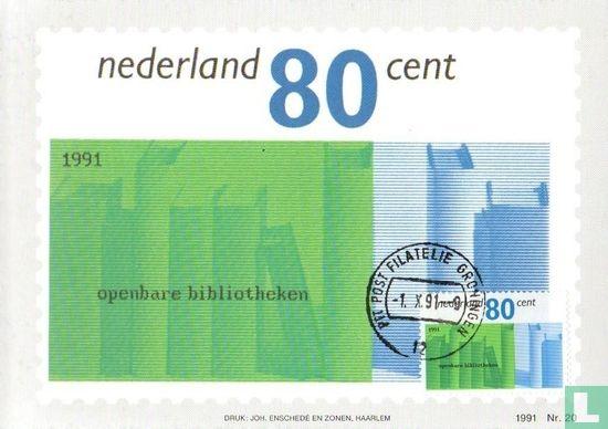 Netherlands [NLD] - Libraries 1791-1991