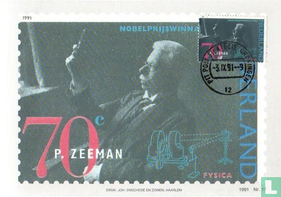 Netherlands [NLD] - Nobel Prize Winners