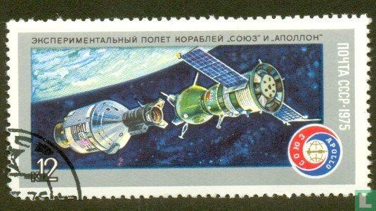 Sovjet-Unie -  Koppeling Apollo-Sojoez