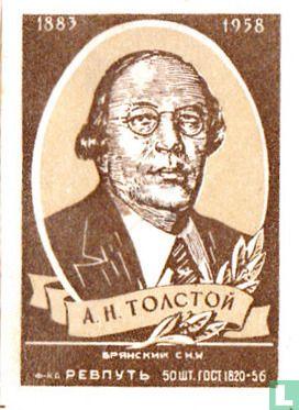A.H. TOACTO? 1883-1958