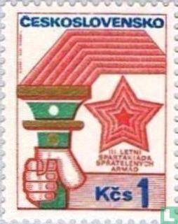 Tsjechoslowakije - Zomerspartakiade