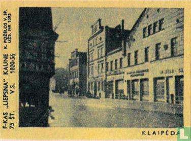 Stadsgezicht Klaipéda
