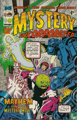 Mystery Incorporated - Mayhem on the mystery mile