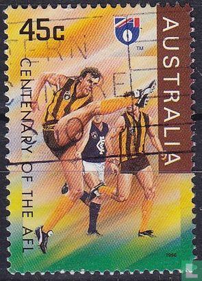 Australie [AUS] - 100 ans de l'AFL