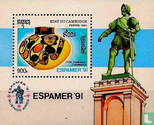 Cambodja - Espamer 91