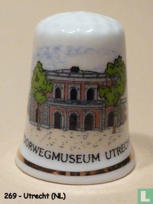 Utrecht (NL) - SpoorwegMuseum