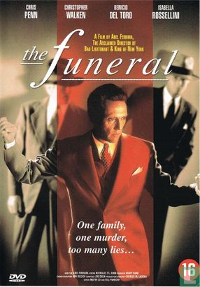 DVD - The Funeral