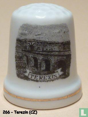 Terezin (CZ) - Brug op Fort