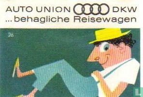 Auto Union DKW behagliche Reisewagen