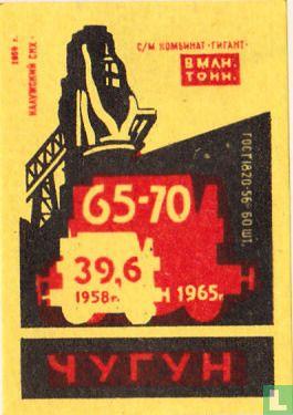 Gietijzer 39.6 - 65-70
