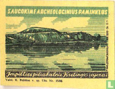 Impilties piliakalnis Kretingos rajonas