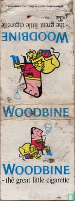 Woodbine - the great little cigarette