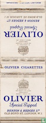 Olivier special tipped - Image 1