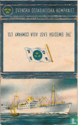 Svenska Ostasiatiska kompaniet