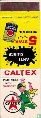 Caltex platinum anti sludge