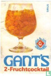 Gant's 2-Fruchtcocktail
