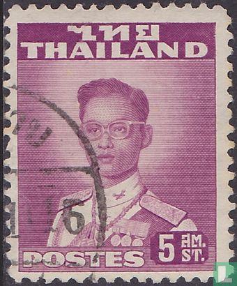 Thailand - König Bhumibol Aduljadeh