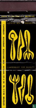 Canterbury - restaurant