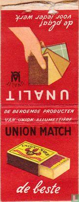 Unalit - Union match