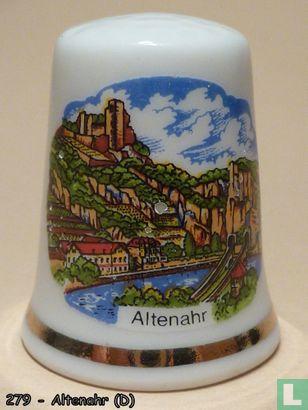 Altenahr (D) - Kasteel + Ahr