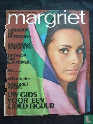 Margriet 40