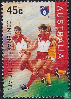 Australia [AUS] - 100 years of AFL