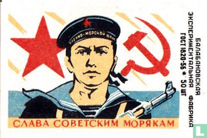 """""""Eer aan de Sovjet zeelieden"""""""