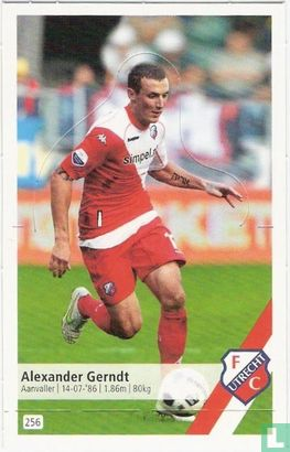 Plus - Alexander Gerndt - FC Utrecht