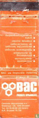 BAC private spaarkas