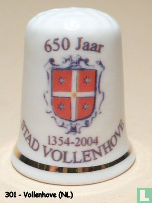 Vollenhove (NL) - 650 Jaar Stad