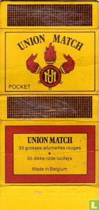 Union Match pocket