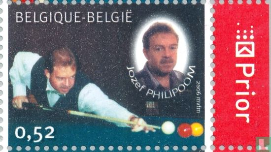 België [BEL] - Biljart