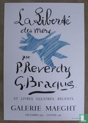Georges Braque -La Liberte des Mers